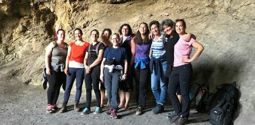 Bewegungsabend Höhle 500